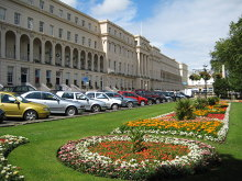 Cheltenham, The Municipal Buildings, The Promenade, Gloucestershire © Philip Halling